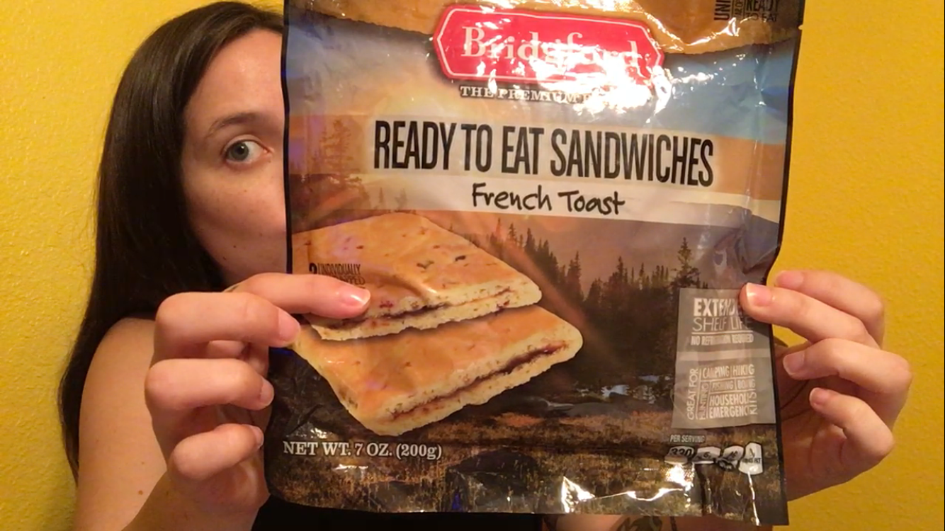 Bridgford Ready To Eat French Toast Review [Prepper Food Storage]