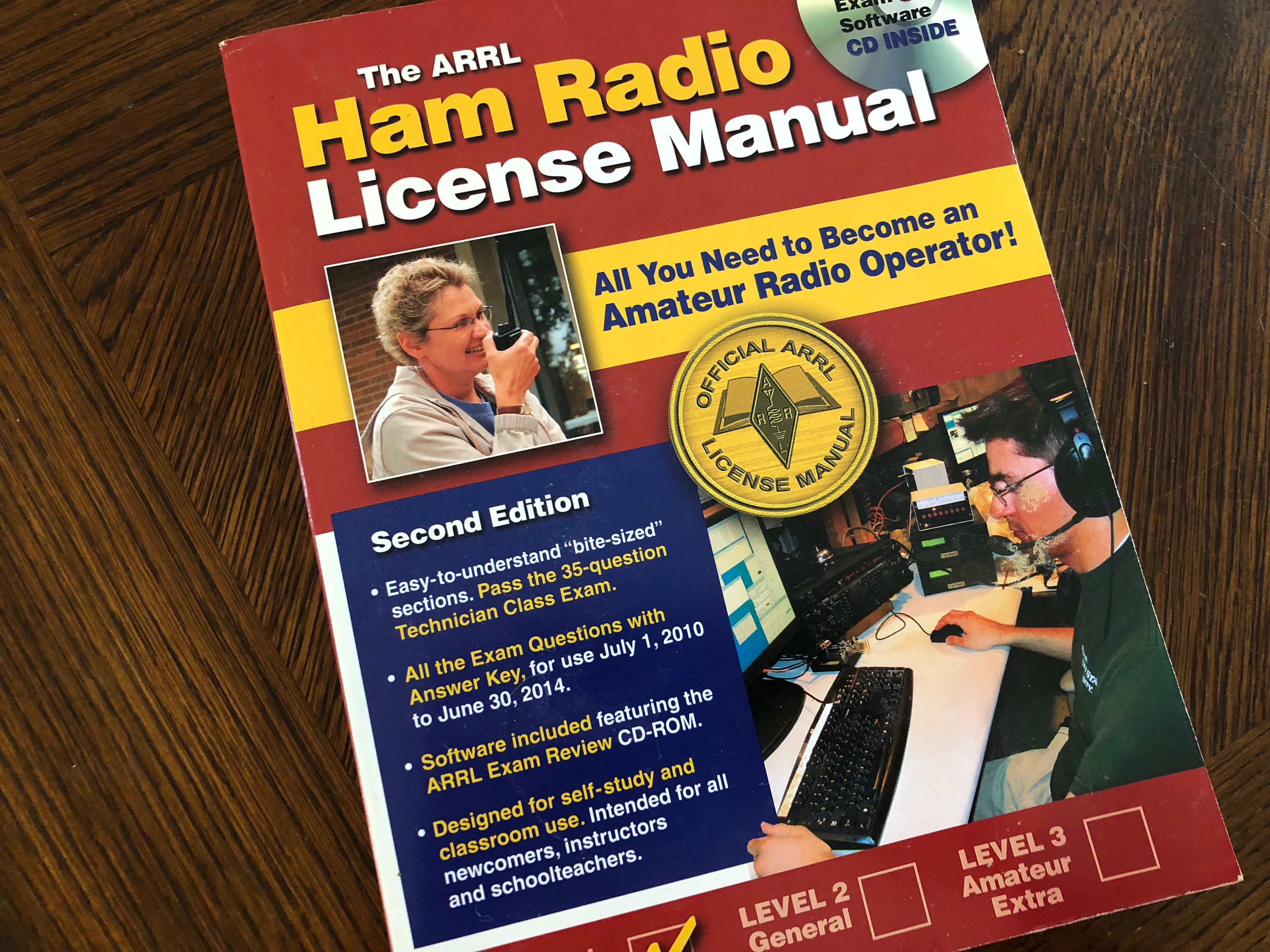 How to Study and Pass the HAM Technician License Test