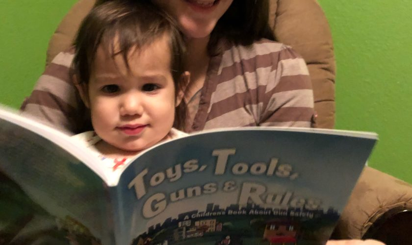 Prepper Product of The Week 2/14/18 – Children's Gun Safety Book