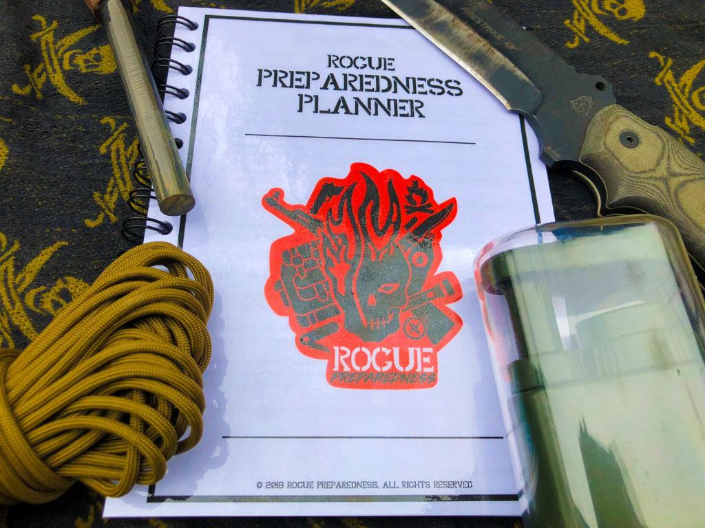 prepper planner