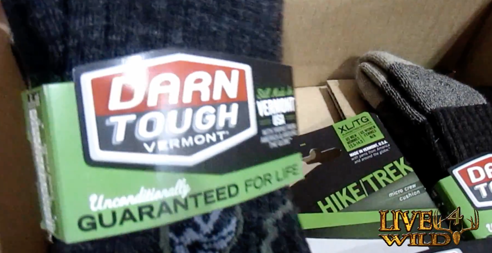 Prepper Video of the Week 2/12/18 – Darn Tough Socks