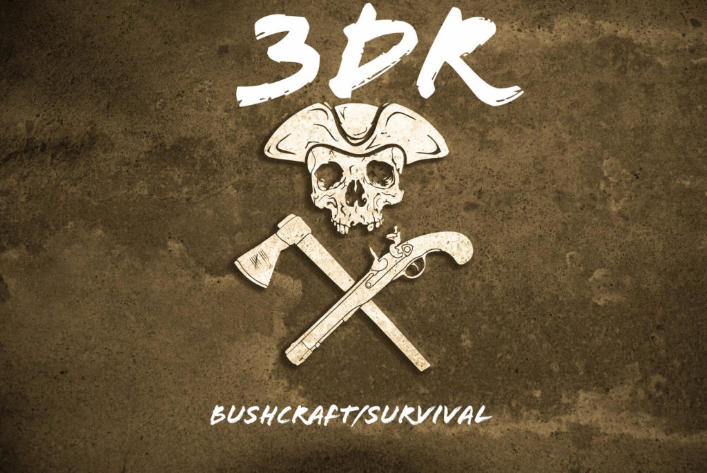3dr survival/bushcraft