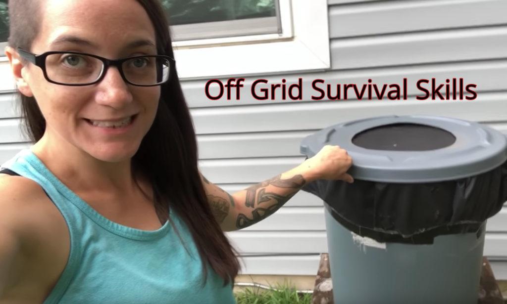 off grid survival skills