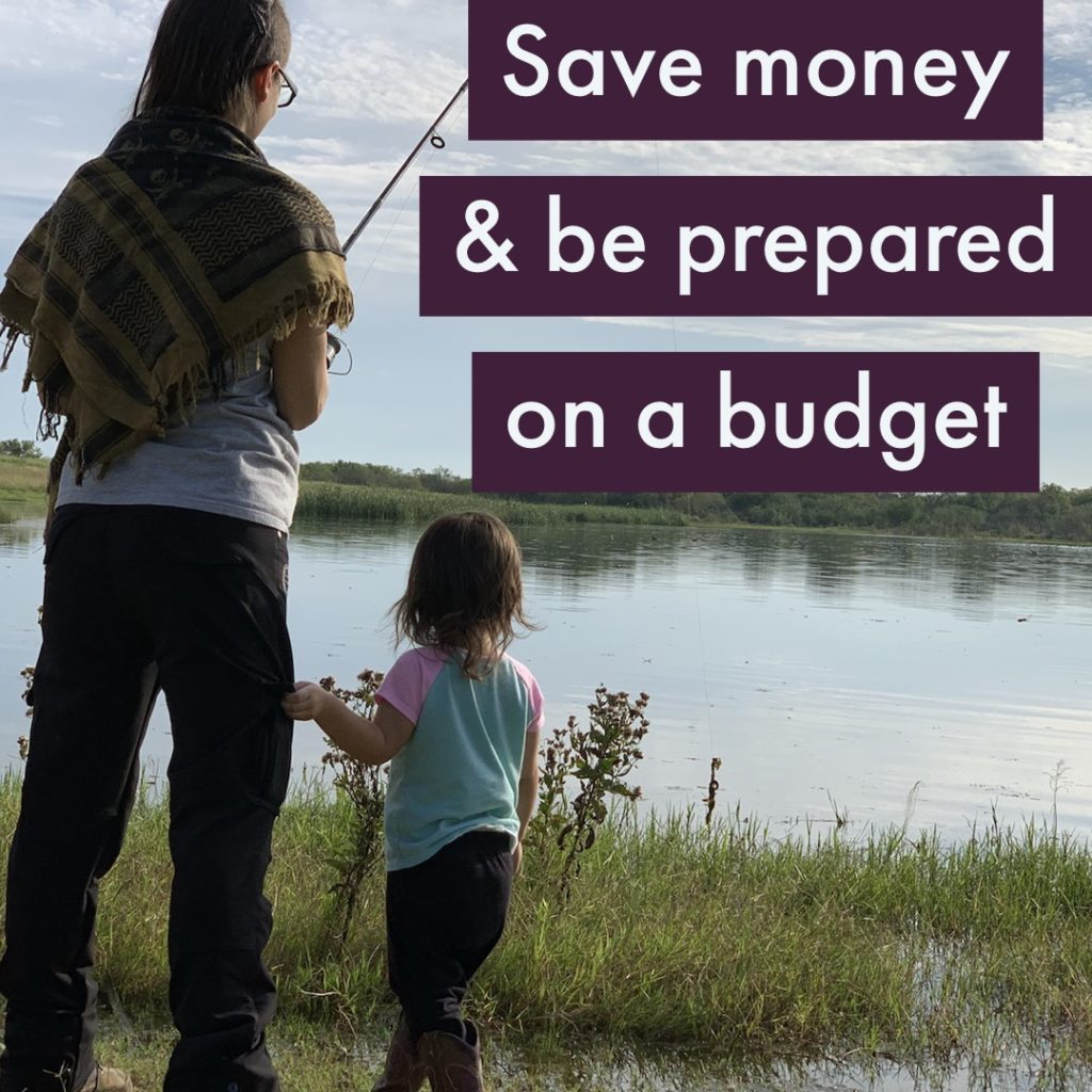 save money and get prepared