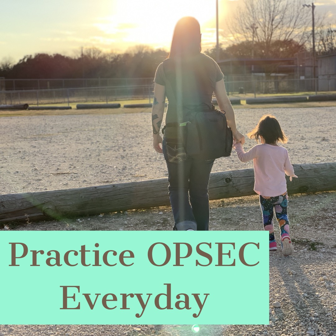 5 Simple Ways to Practice OPSEC Everyday – Prepper.org