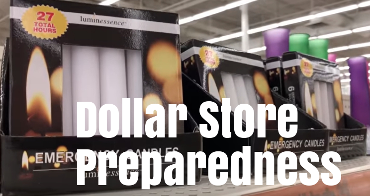 22 Best Prepper Items from the Dollar Store