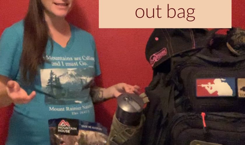 How to Put Together a Bug Out Bag