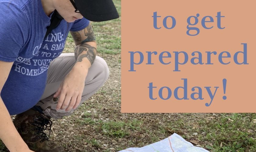 Last Minute Prepper? 8 Ideas To Get Prepared!