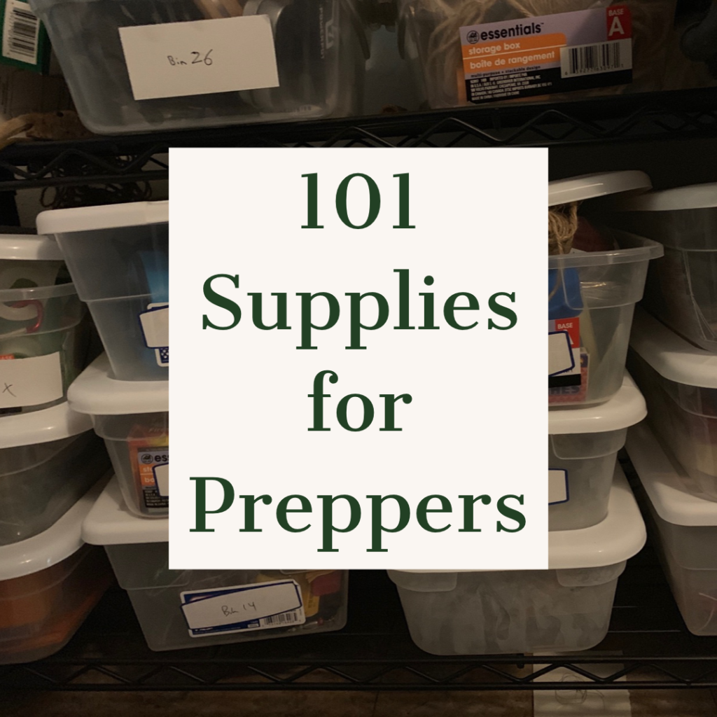 prepper gear supply