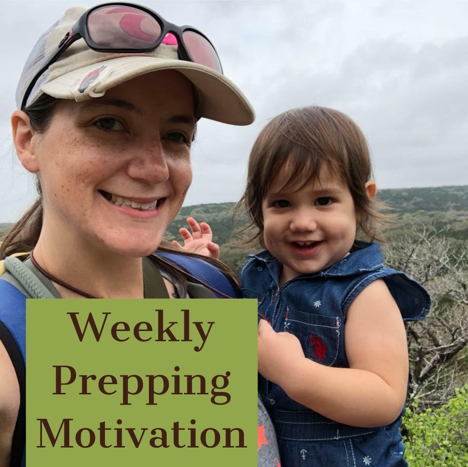 prepping motivation