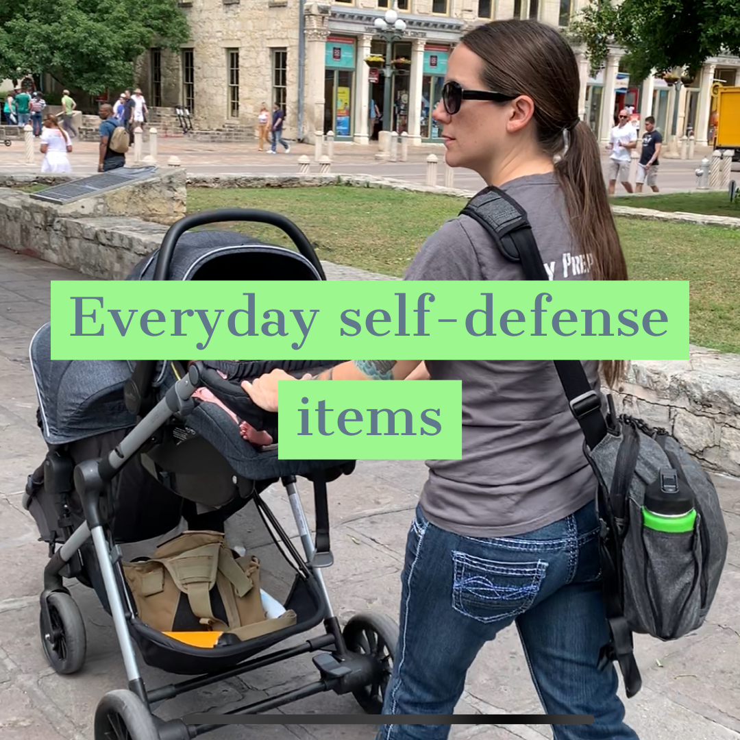 everyday self-defense