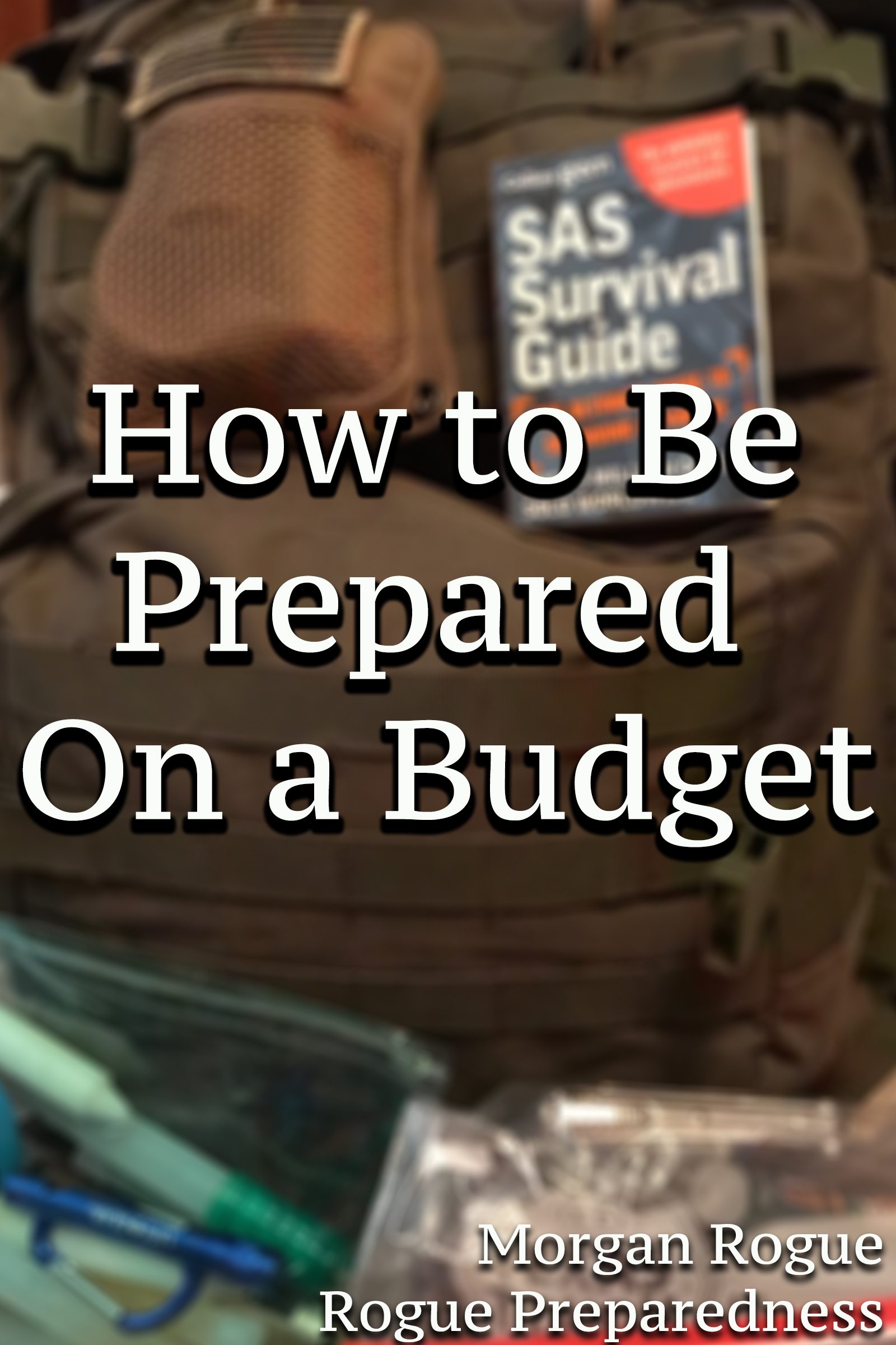"<span itemprop=""name"">How to be Prepared on a Budget</span>"